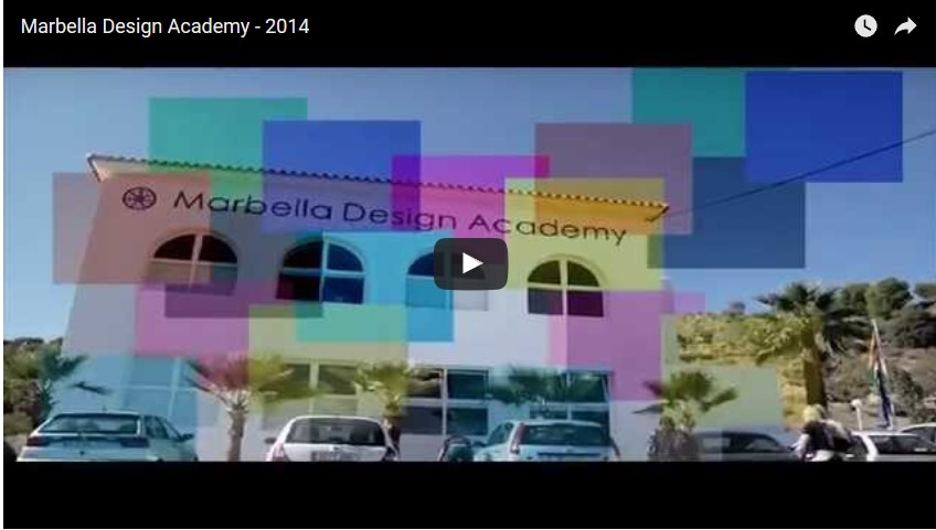 Marbella Design Academy Video