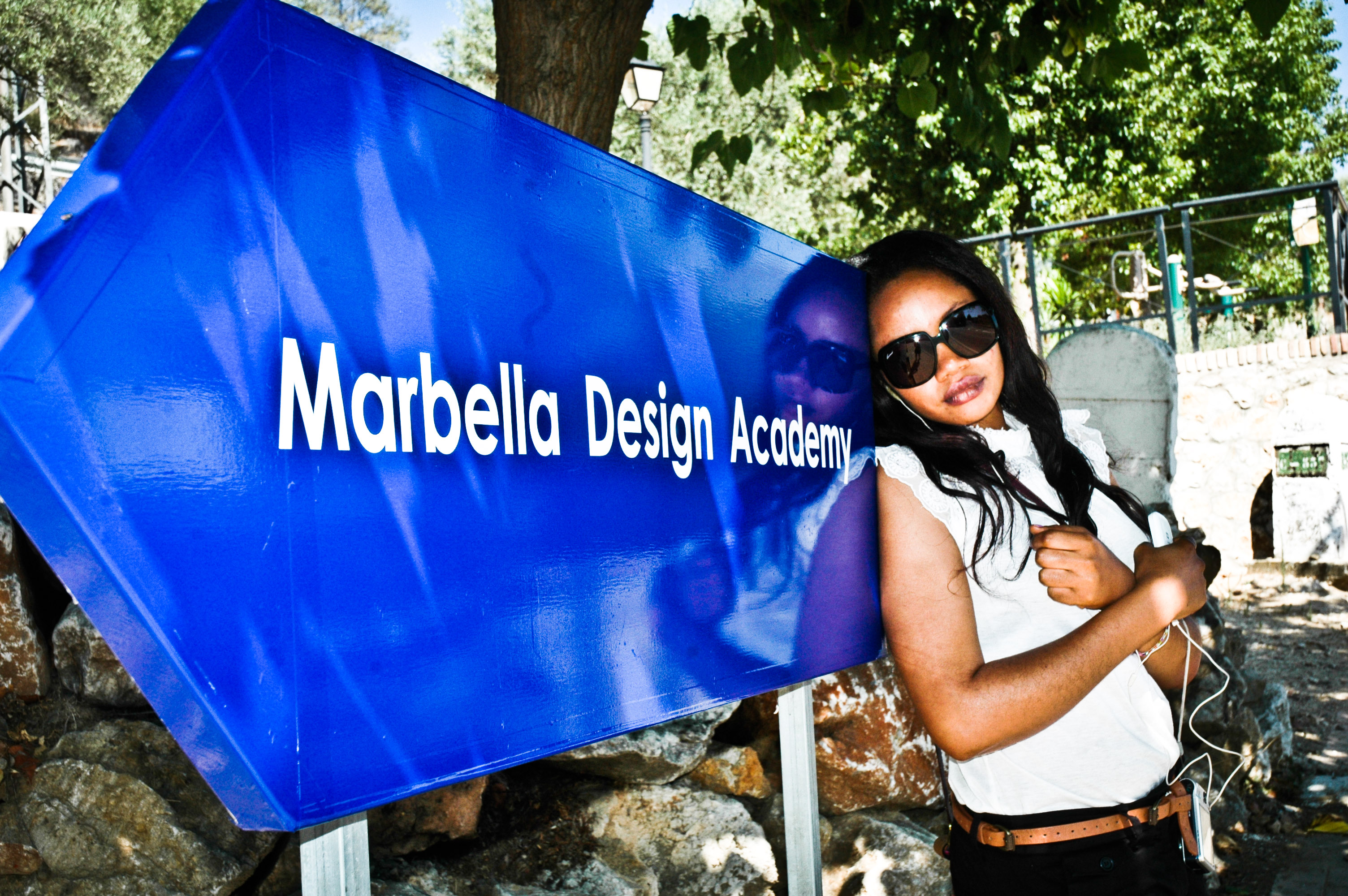Marbella Design Academy - Recognised from the Spanish Ministry in Education.