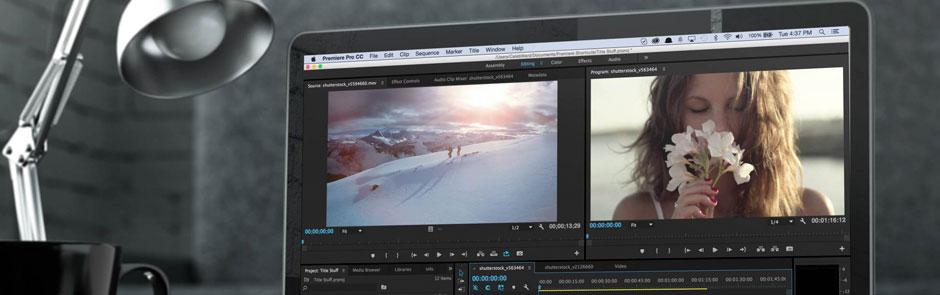 Videography + Premiere PRO course