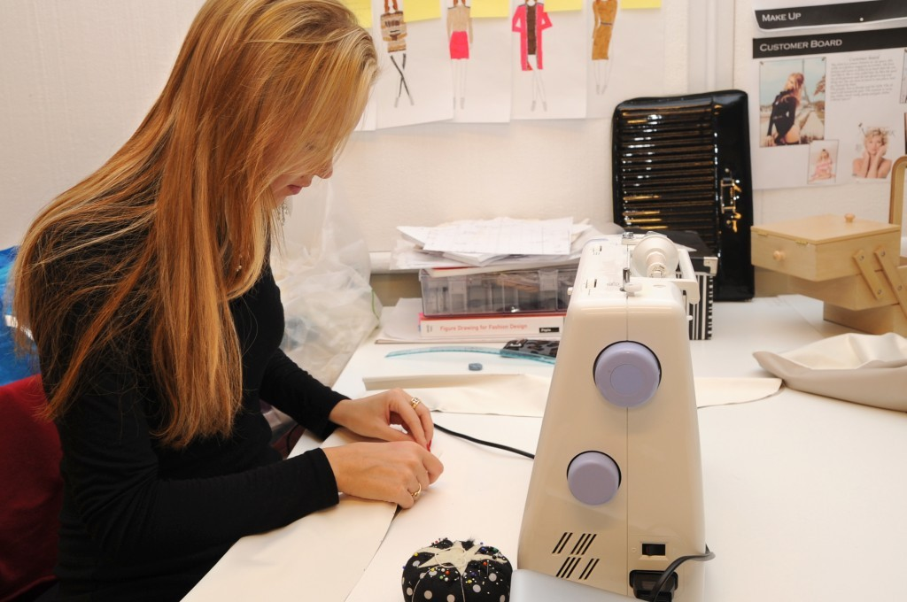 fashion design in Marbella design academy