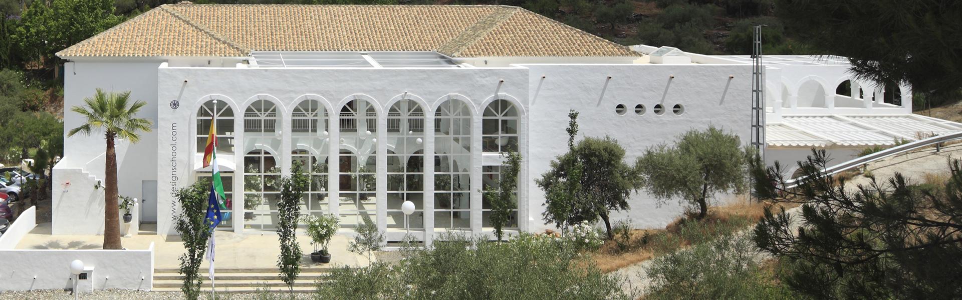 Marbella Design Academy building