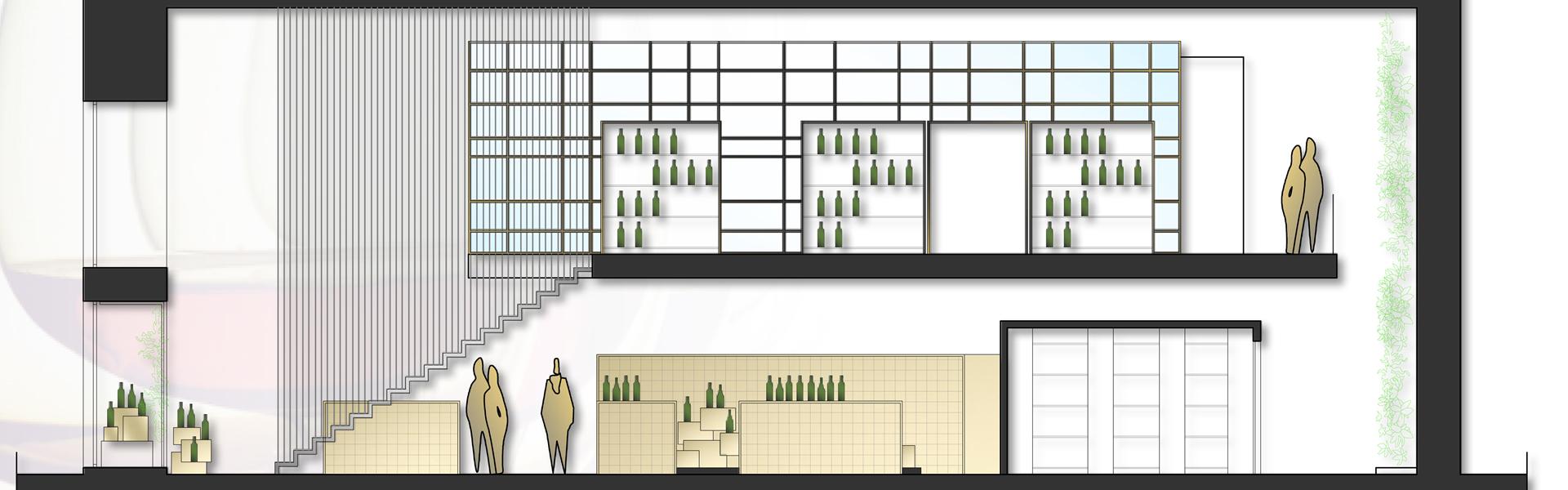 Interior architecture project