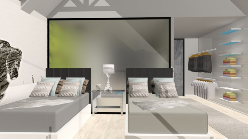 Ba hons in interior architecture marbella design academy for Interior decorating schools ct
