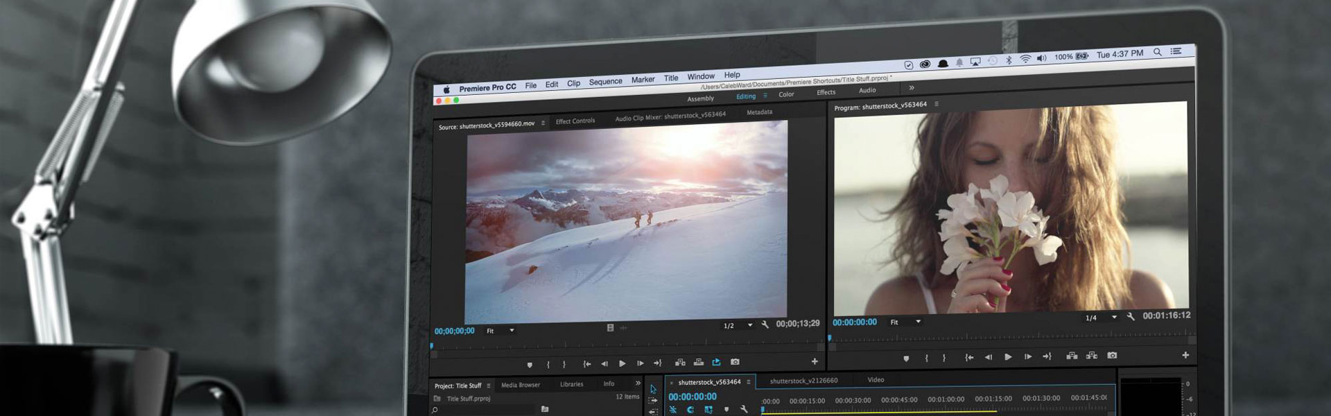 adobe premiere pro cs6 the complete video editing course free download