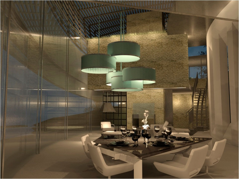 Interior architecture - Peter's design